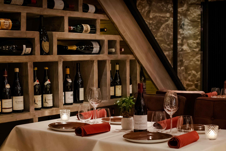 Salle Le Flacon restaurant Carouge
